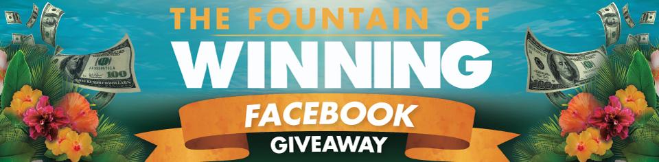 Florida Lottery - Florida Gold Rush Facebook Photo Caption