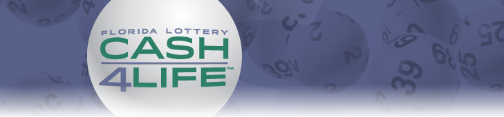 Florida Lottery CASH4LIFE