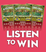 Gold Rush Classic Listen to Win Promotion