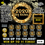 1440-$2 2020 BIG RICHES